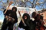 Ve Valašských Kloboukách se v sobotu 4. prosince sešly stovky lidí na tradičním Valašském Mikulášském jarmeku.