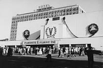 11. příběh - Filmové žně - Velké kino během Filmových žní v roce 1941