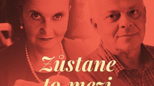 Eva Holubová a Bohumil Klepl.