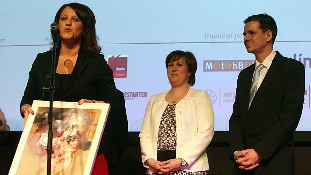 Zlínská cena Salvator 2014.