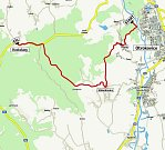 3. a 7. RZ HALENKOVICE (17,39 km) - v sobotu v 9.56 a 15.28 hodin