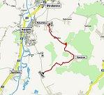 12. a 15. RZ KOMÁROV (8,47 km) - v neděli v 10.54 a 14.53 hodin