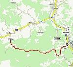 11. a 14. RZ SEMETÍN (11,71 km) - v neděli v 9.31 a 13.30 hodin