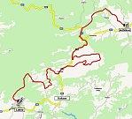 10. a 13. RZ TROJÁK (28,81 km) - neděle v 8.48 a 12.47 hodin