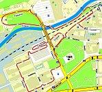 MĚSTSKÁ 1. RZ ve ZLÍNĚ (9,36 km)  - v pátek ve 21.00 hodin
