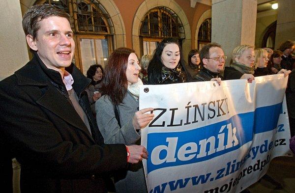 Česko zpívalo koledy. Atmosféra ve Zlíně byla úžasná.
