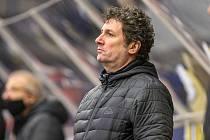 Trenér Robert Svoboda skončil u hokejistů extraligového Zlína.