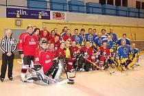Výběr kanadských letců GF (Geilenkirchen Flyers) navštívil Zlín. Ilustrační foto.
