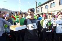 Mikulášský běh ve Zlíně 2016