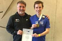Mladí zlínští atleti uspěli na halovém mistrovství České republiky juniorů a dorostu v Ostravě.