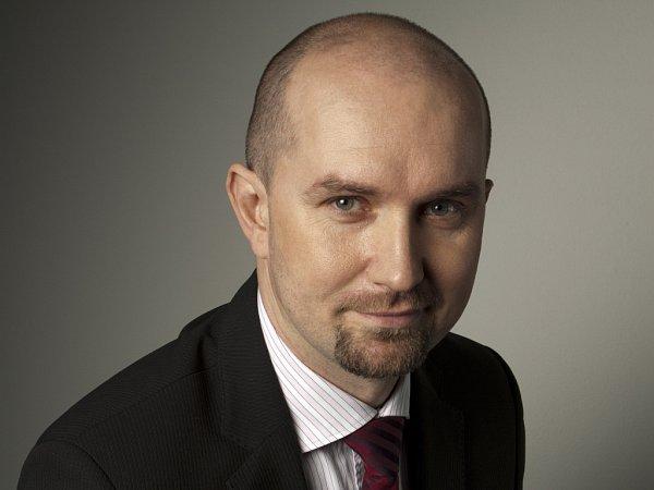 Petr Mikoška, výkonný ředitel Synot tip