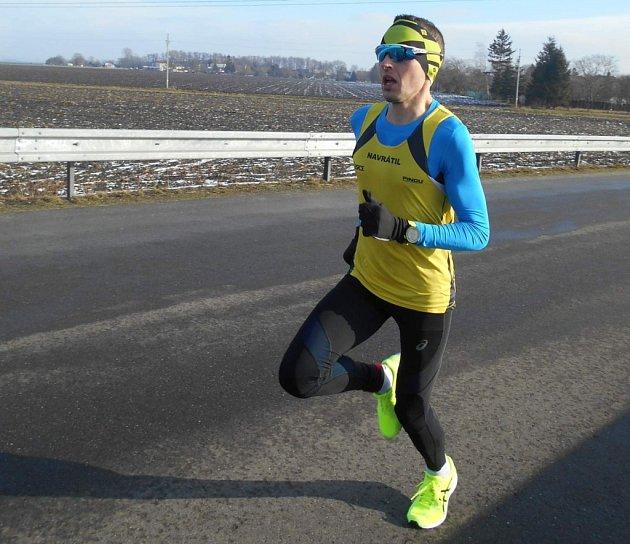 Tomáš Navrátil Hulmenská desítka 2018