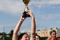 fotbal ženy Brumov