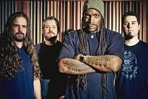 Legendární brazilská formace Sepultura.