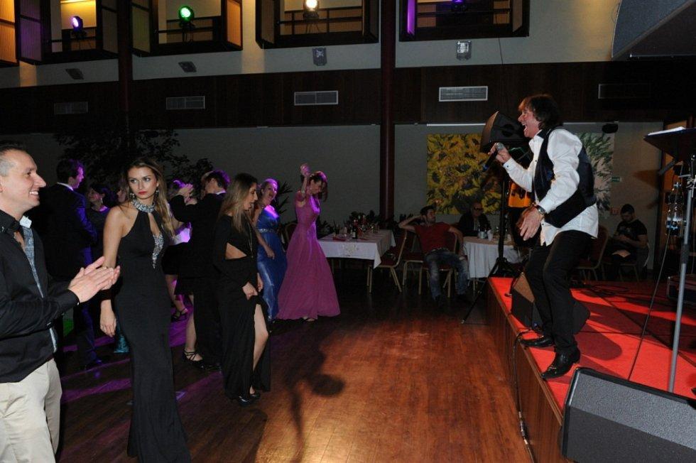 Sportovní ples v hotelu Baltaci Atrium.