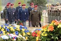 Tragédii v Ploštině si připomněli vojáci, politici i pamětníci.