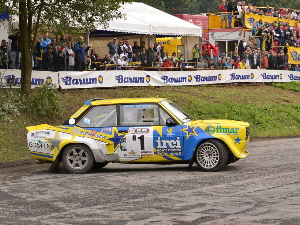 Barum Rally Zlin: Star Rally