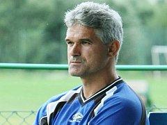 Šéftrenér žáků ligového Fastavu Zlín Milan Hanko působí v klubu od roku 2001.
