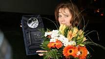 při příležitosti 47. ročníku zlínského filmového festivalu, získala herečka Libuše Šafránková Cenu za celoživotní přínos v kinematografii pro děti a mládež.