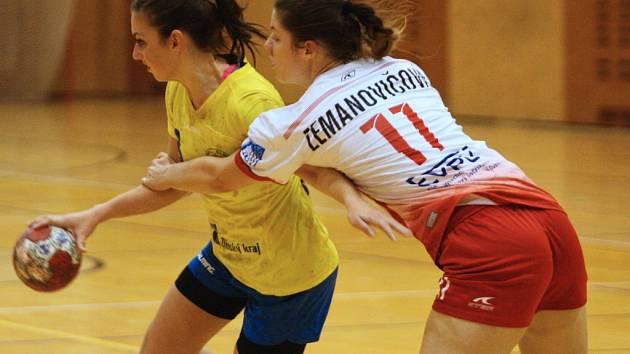 Interliga žen, 14. kolo, Zlín - Trenčín