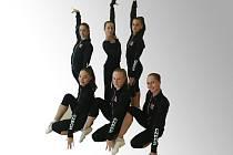 Zlínské závodnice míří na MS v gymnastickém aerobiku