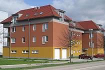 Bytový dům Slušovice