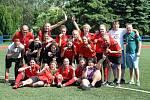 fotbalové družstvo Brumova