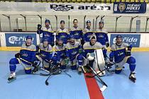 inline hokejisté Uherského Brodu