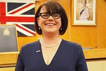 Veronika Kubisová žije už více než 22 let v Anglii.