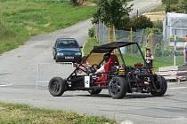 7. Rally slalom Slušovice.