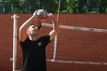 Volejbalista Robert Hupka posílil Fatru Zlín.