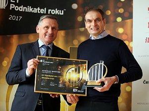 Podnikatel roku 2017 za Zlínský kraj