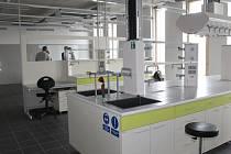 Fakulta technologická UTB se dočkala nového laboratorního centra