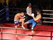 """Galavečer kickboxu """"TIGER NIGHT"""" v hotelu Baltaci Atrium ve Zlíně."""