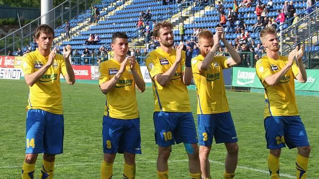 Fotbal FC Fastav Zlín. Ilustrační foto