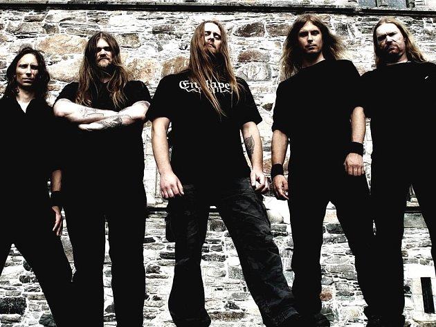Metalová formace Enslaved