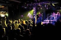 Koncert N.O.H.A. ve Zlíně