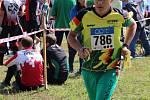 Libor Slezák, orientační běh