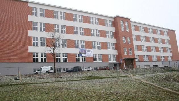 Nový technologický park - UTB Zlín
