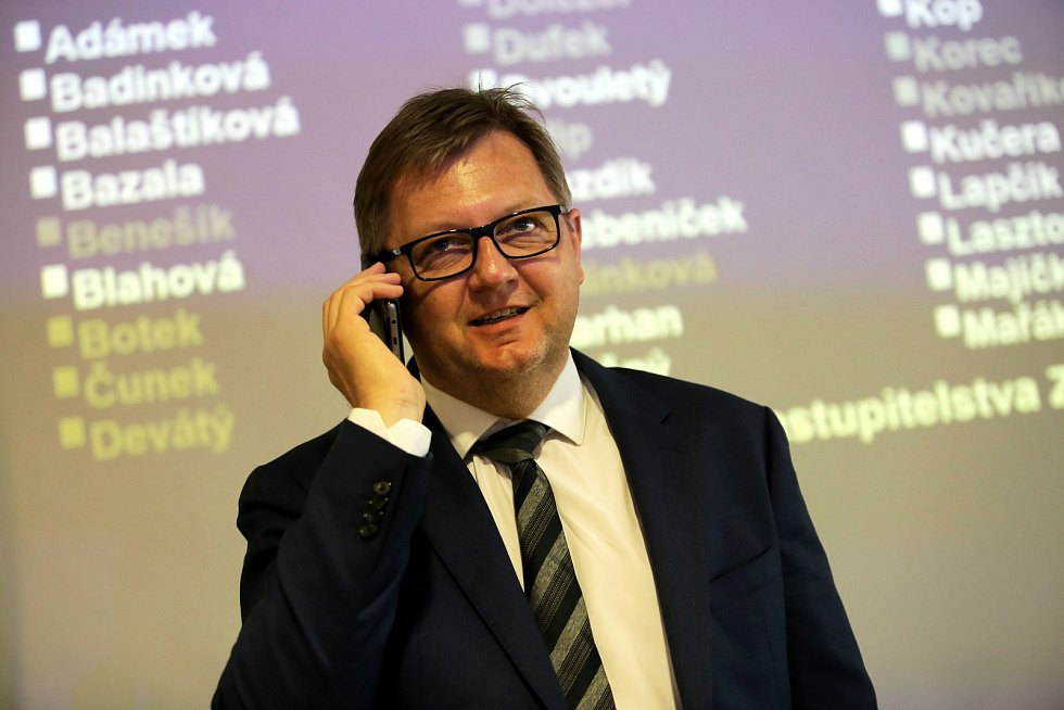 20. zasedání zastupitelstva Zlínského kraje - pátek 21. 6. 2019