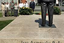 Pětačtyřicet let uplynulo od doby, kdy v Brazílii zemřel uherskohradišťský rodák Jan Antonín Baťa.