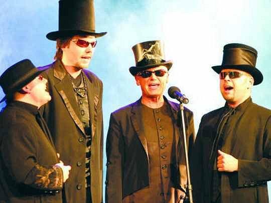 Známá čtveřice zpěváků přijede na konci května do Městského divadla.