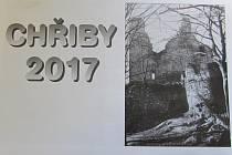 Stolní kalendář Chřiby 2017