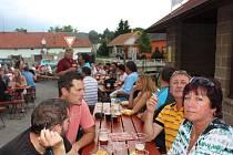 V Dobrkovicích zažili malé pivní slavnosti