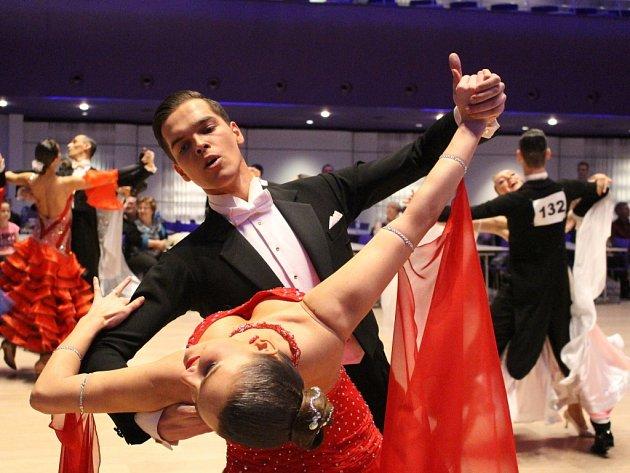 Po roce se seriál Taneční ligy vrátil do Zlína