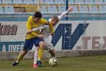 Fotbalisté Slovácka B vstoupili do jarních odvet ve třetí lize domácí výhrou 1:0 nad rezervou Zlína.