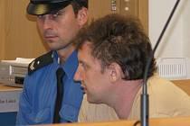 Michal Vavřiník u krajského soudu
