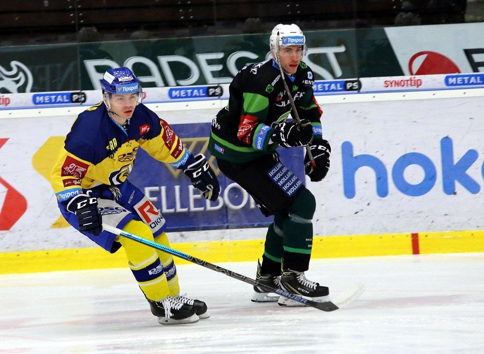 hokej PSG Berani Zlín  - HC Energie Karlovy VaryMichal Popelka
