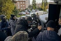 V neděli 24. října odstartovalo ve Zlíně natáčení dlouho připravovaného celovečerního filmu Dvě slova jako klíč režiséra Dana Svátka.
