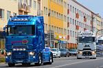 Truck sraz Zlín. Sobota 24. srpna 2019